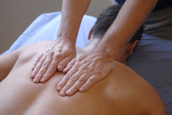 Deep Tissue Massage - Back Massage