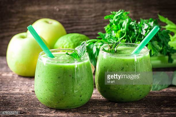 Delicious detox - Did the 4th of July festivities derail your healthy diet? Add some kale and dark leafy greens to your mix to detoxify after the weekend bender.