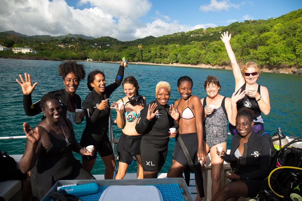 Yoga & Dive Retreat with Malaika