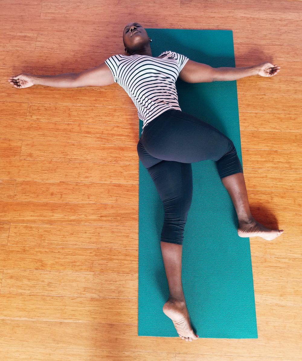 Paula La Touche, Broker/Owner of Century 21 Grenada and avid yogi