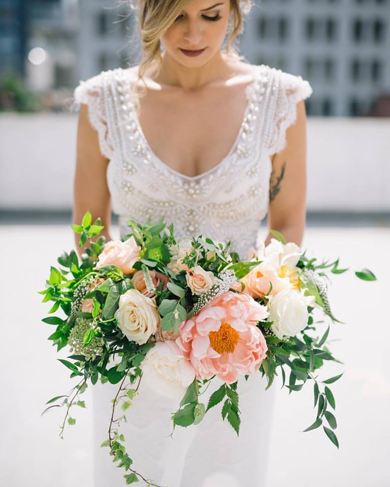 I was seriously blown away by the care and time that The White Peony put into making sure my bridal experience was incredible, and I gladly recommend them to any future brides looking for a personal experience. Thank-you so much for everything!  ~ Rachel