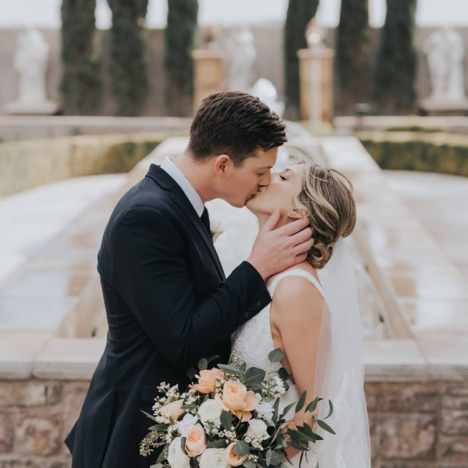 Trisha is amazing. From the moment I walked into The White Peony until the day of my wedding I felt so taken care of! She was ultra accommodating and helpful - the whole experience was perfect. Thank you! ~ Alexa