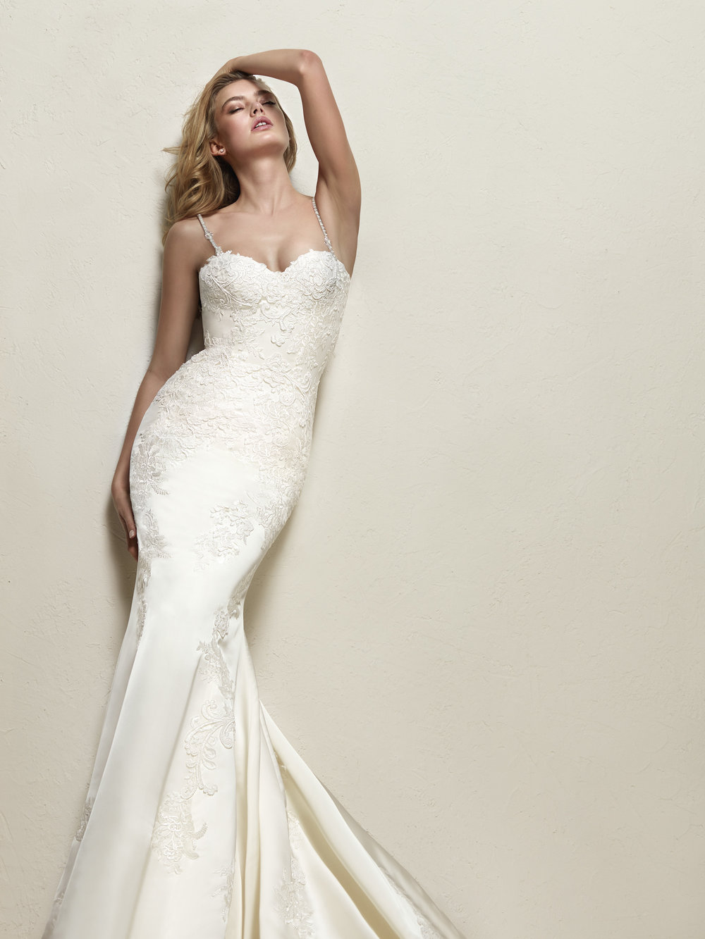 Pronovias Drens wedding dress