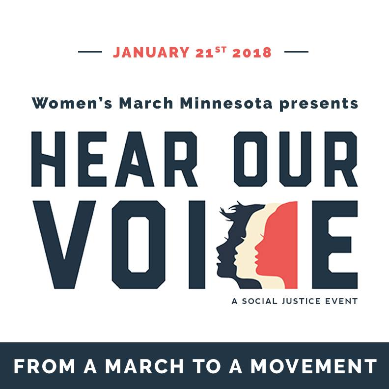 - Enjoy an evening of music and messages from feminist leaders to celebrate the one year anniversary of the Women's March movement and Women's March Minnesota. Reignite your passion and help us harness the power of all women to create change in 2018 and beyond.Confirmed artists include: Maria Isa and K.Raydio — more to be announced soon!Sign up here to be the first to know when tickets go on sale.RSVP to stay in the know!Questions? Find our FAQ here.