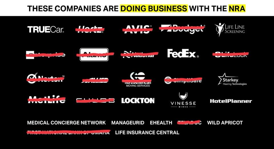 Companies NOT Doing Business with the NRA After Public Outcry.jpg