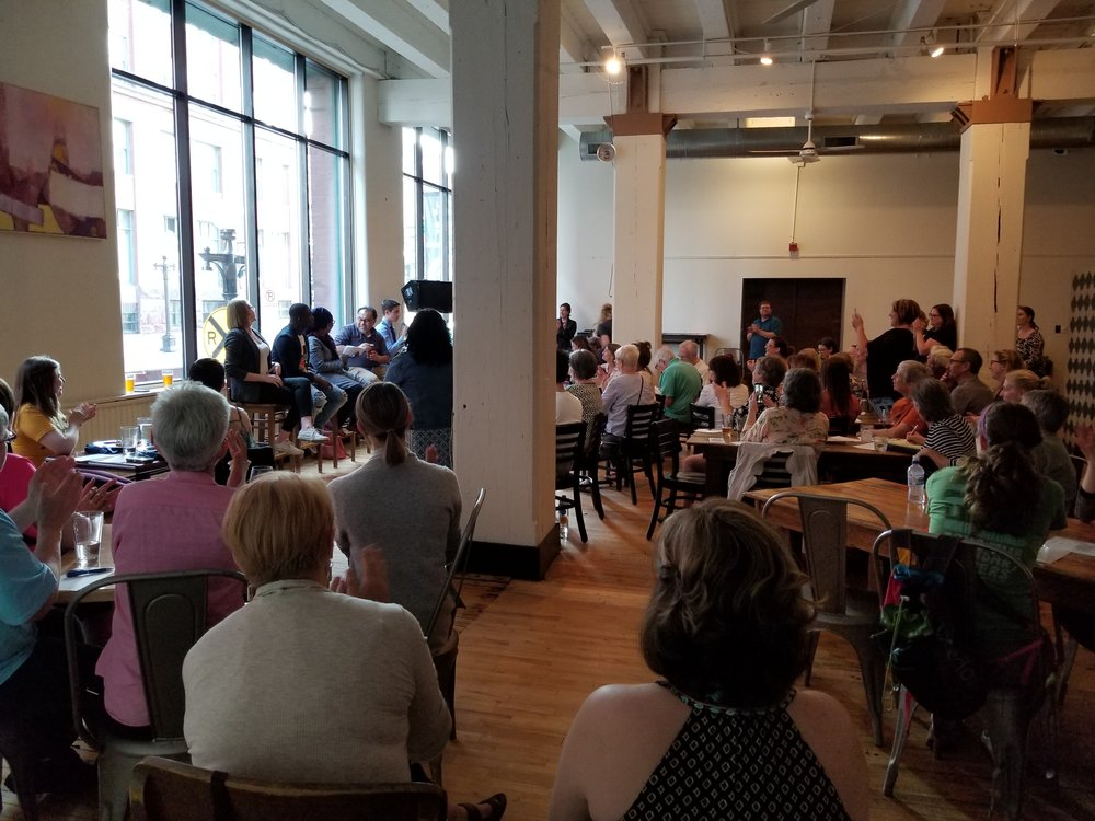 Third Thursday topic: Mobilizing for the Midterms womens march mn