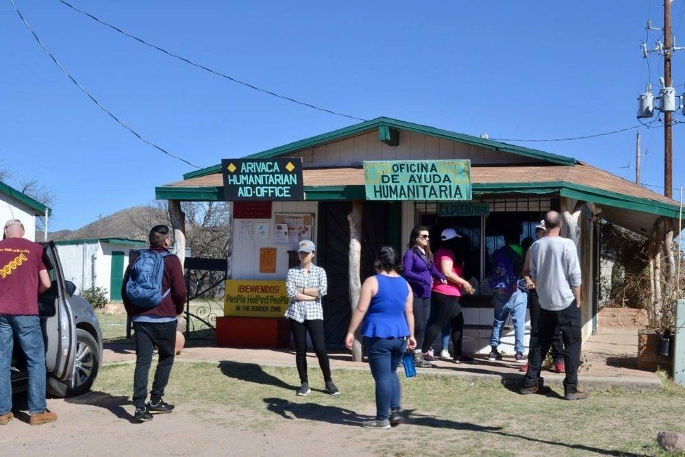 Copy of Arivaca Humanitarian Aid Office