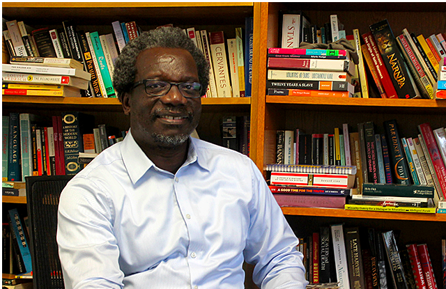 Professor Mzenga Wanyama. Photo Credit:  Ibrahim Hirsi  for  MinnPost