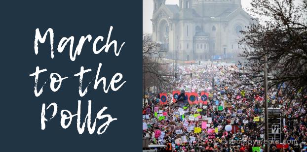 March com