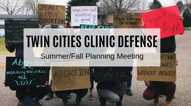 Calendar of Events-Women's March Minnesota-Emergency