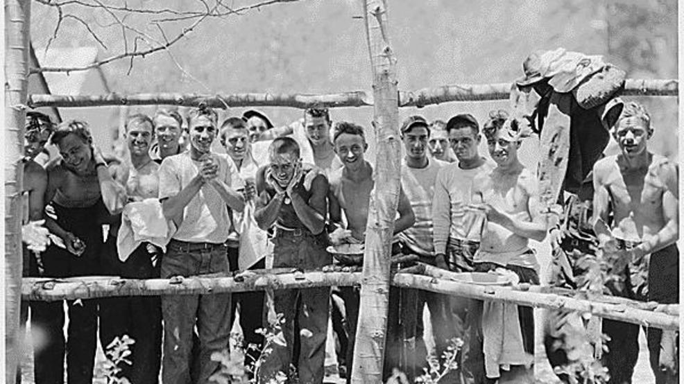 Time to install a Civilian Conservation Corps