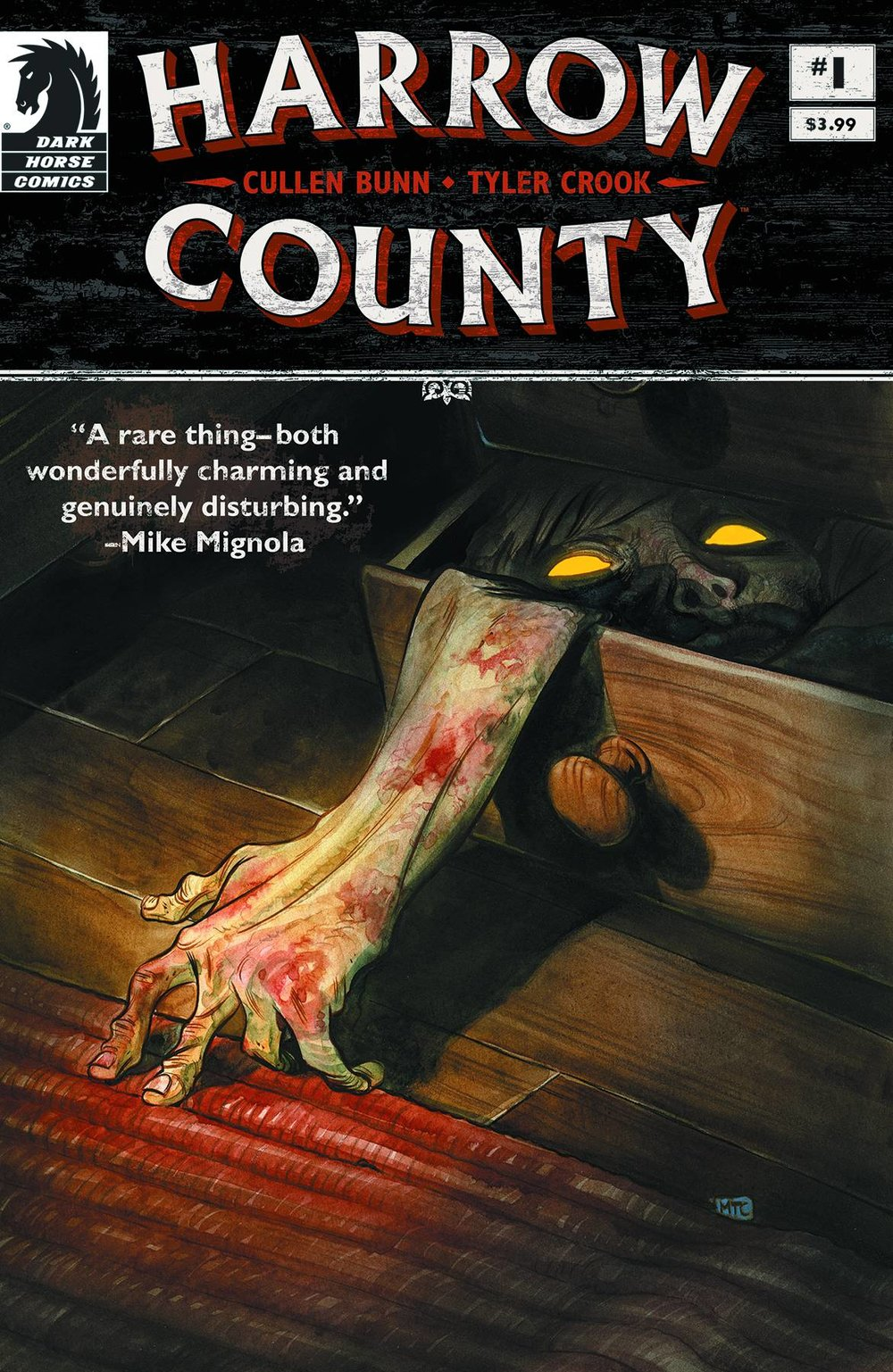 Harrow County by Cullen Bunn and Tyler Cook