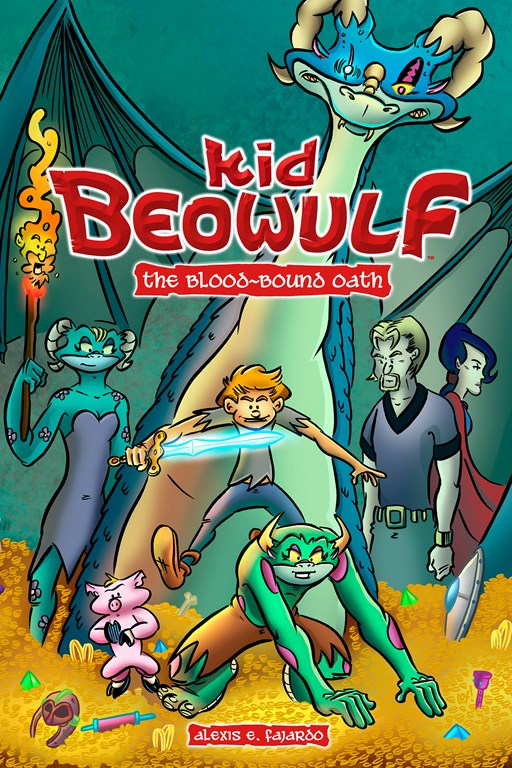 Kid Beowulf by Alexis Fajardo