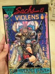 Sachs Violens