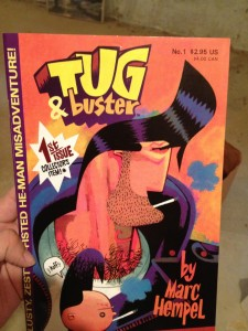 Tug-Buster