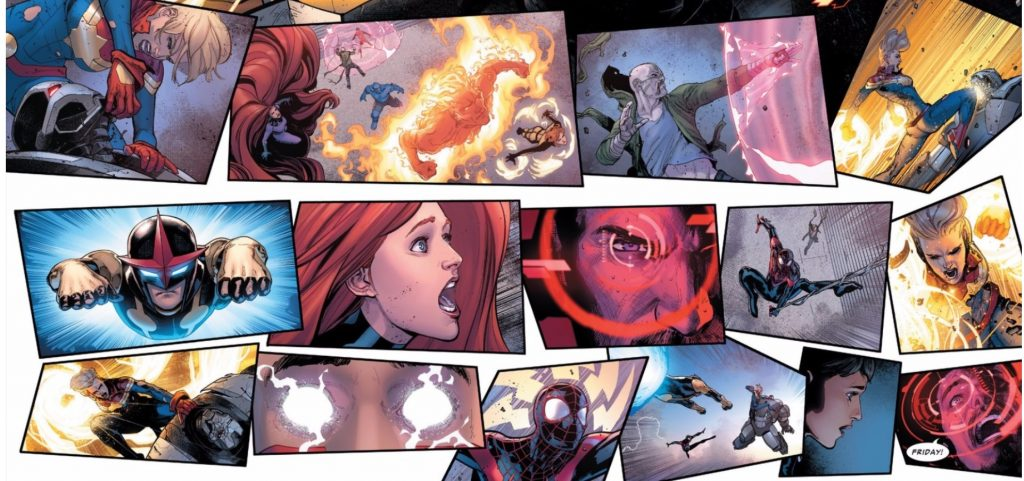 38bf63d9794ed After the Big Status Quo change, a character that was on Carol Danvers's  side all along told her that she was right all along . ...