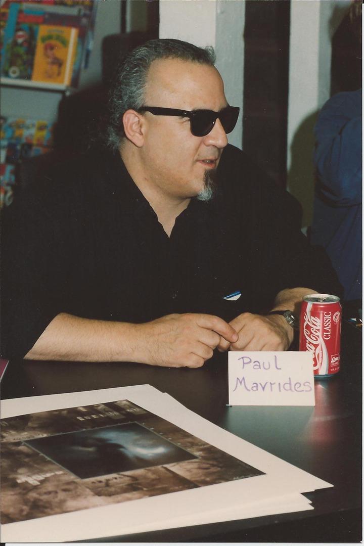 Paul Mavrides