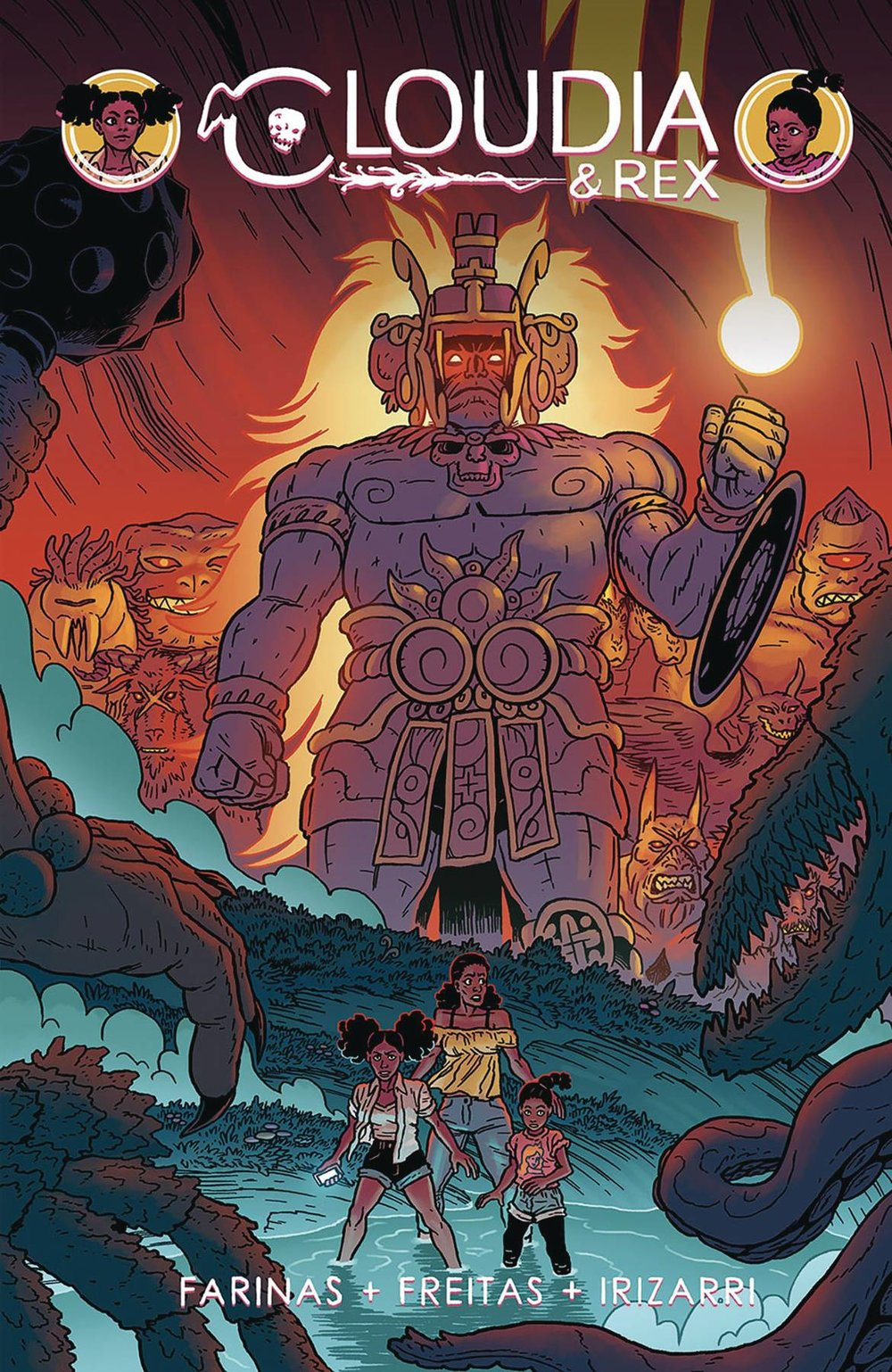 Cloudia & Rex by Erick Freitas, Ulises Farinas, and Daniel Irizarri