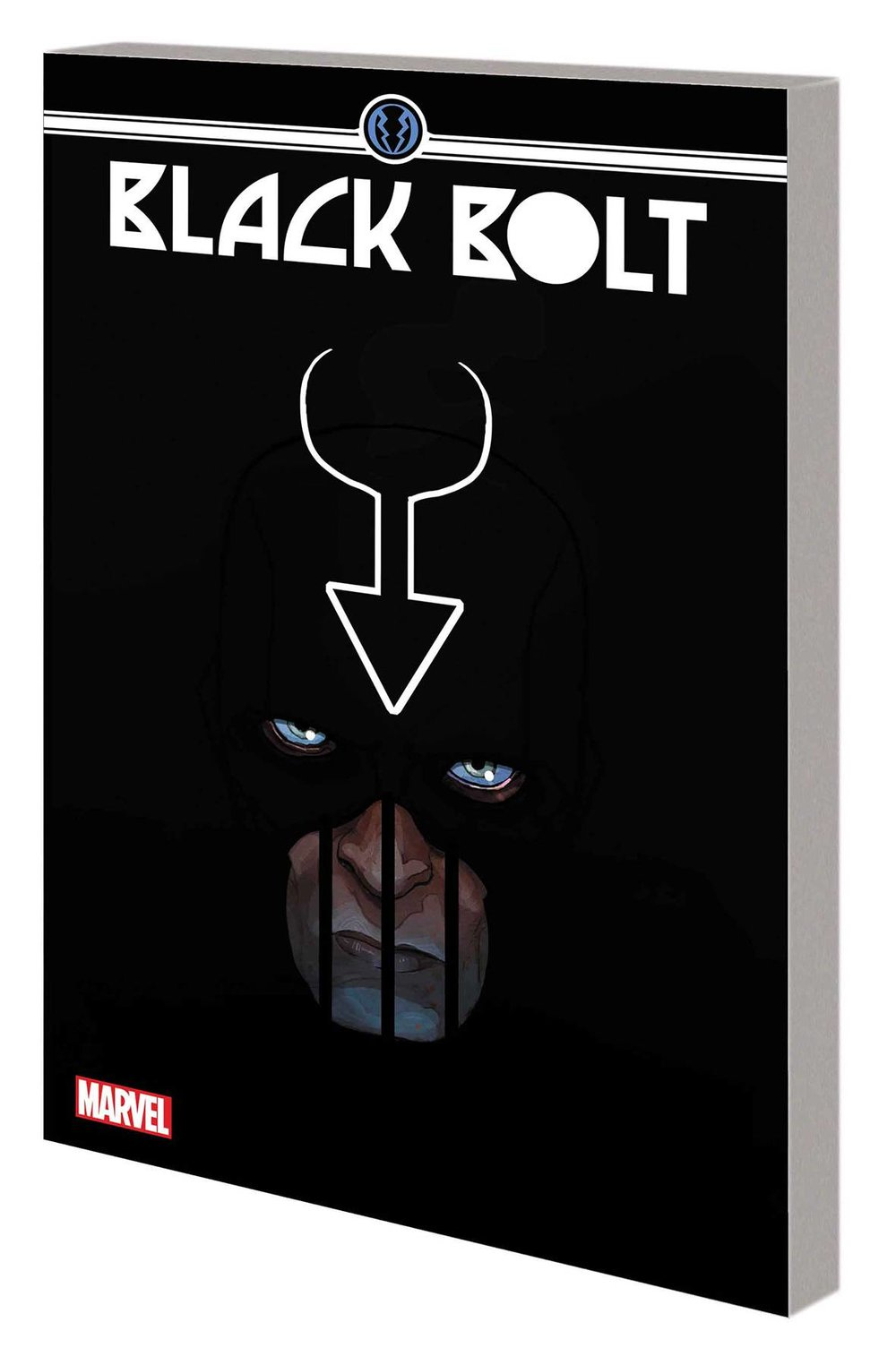 Black Bolt by Saladin Ahmed and Christian Ward
