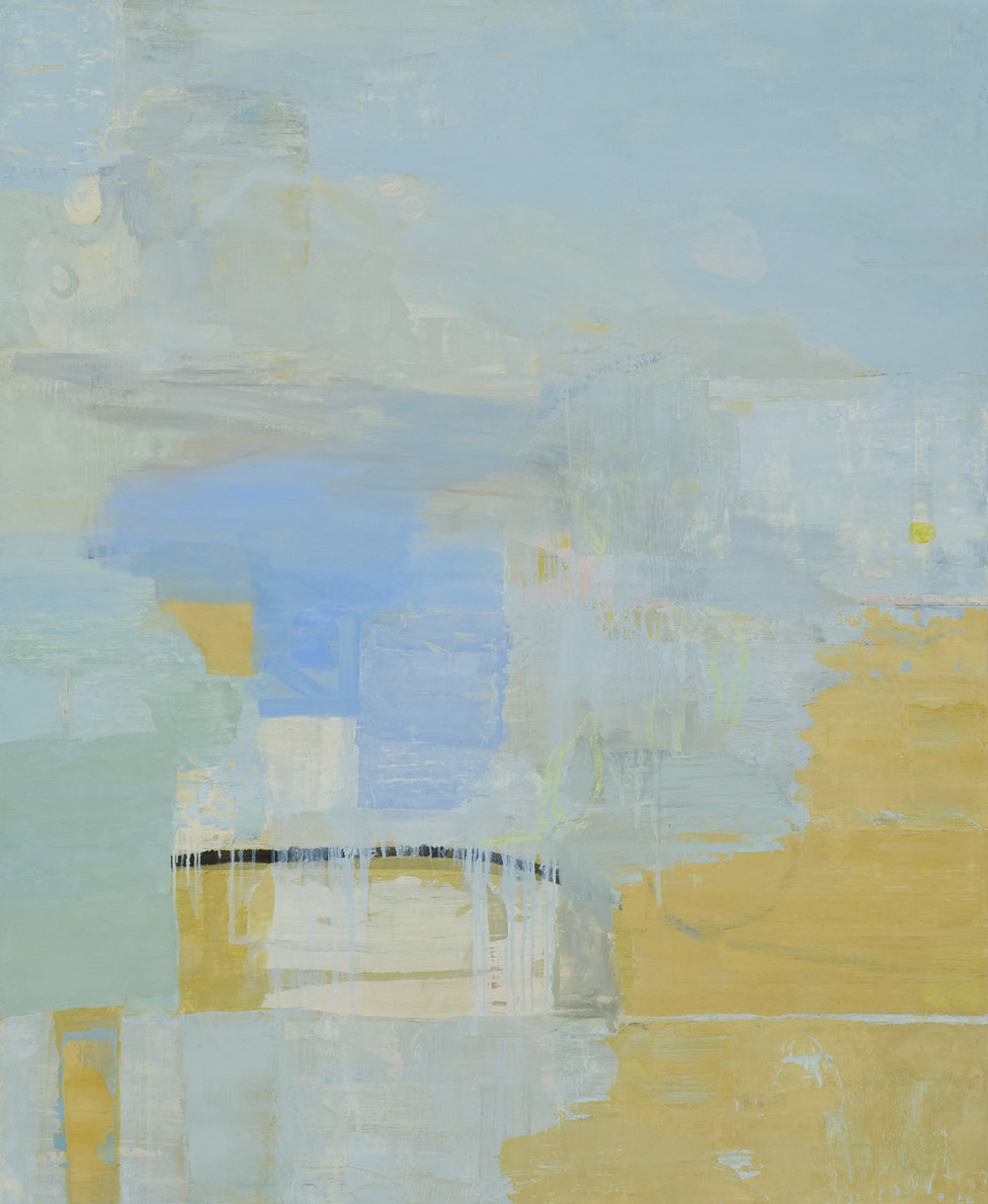 DOVER • oil on wood • 44 by 36 inches • 2008