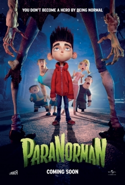 ParaNorman (2012) rated PG