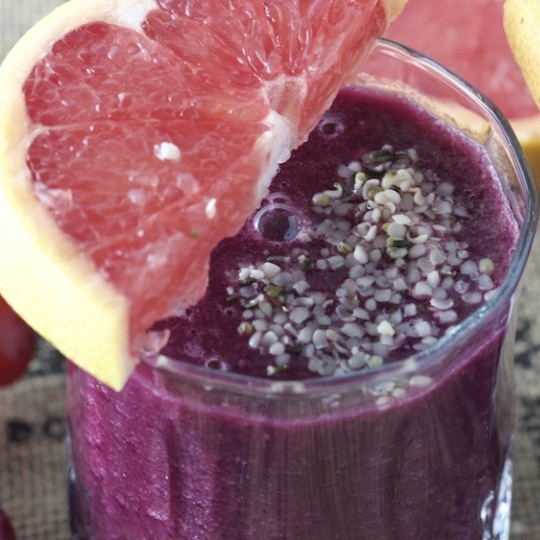 Acai Grapefruit Smoothie