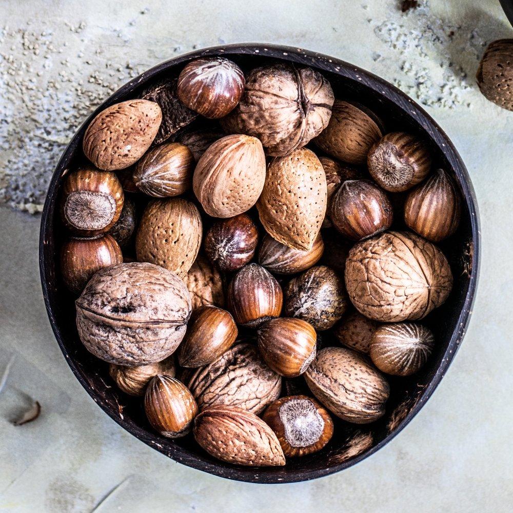 Nuts Ξηροί Καρποί