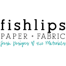 Fish Lips Paper + Fabric