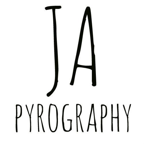 Jenny Anne Pyrography