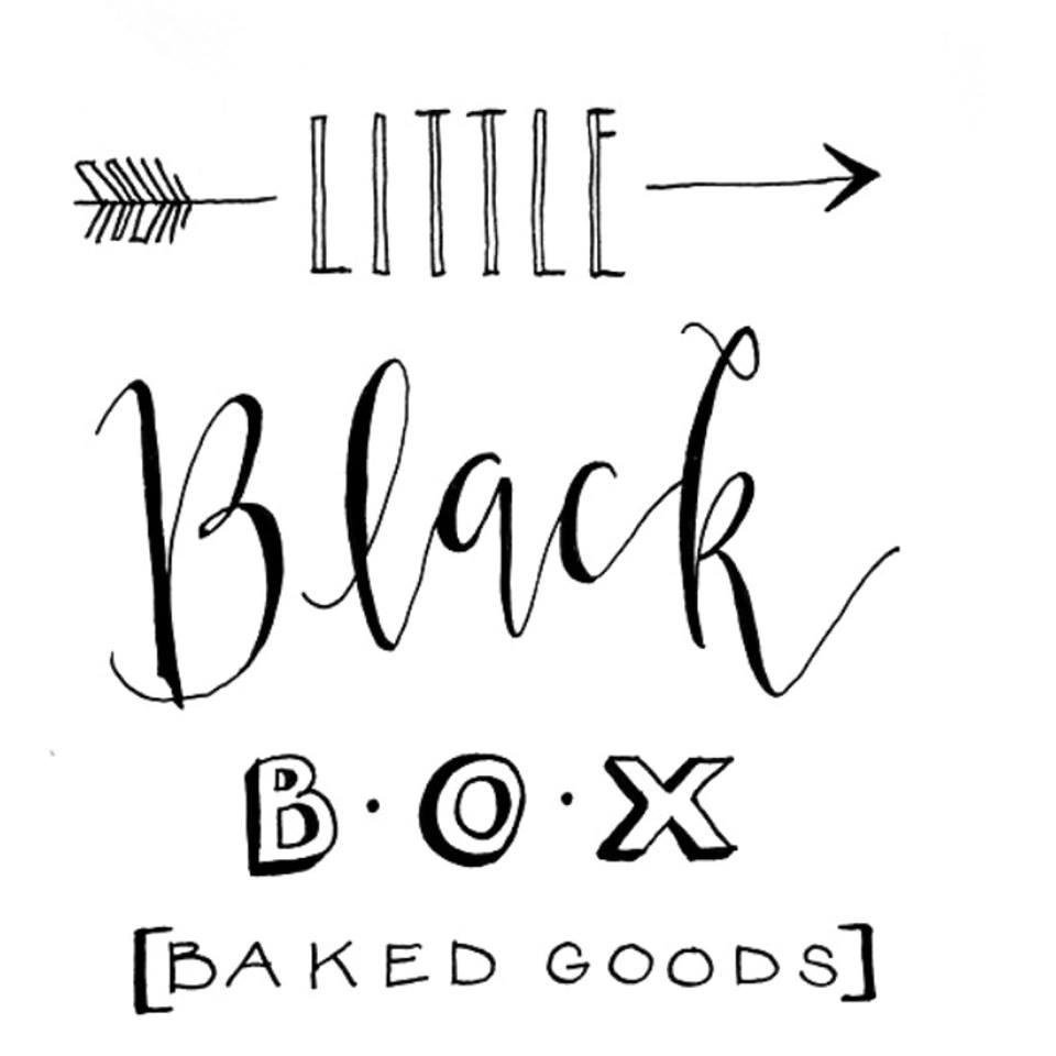 Little Black Box Baked Goods