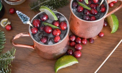 HOLIDAY MIXOLOGY - DECEMBER 14     6:30PM - 8:30PM