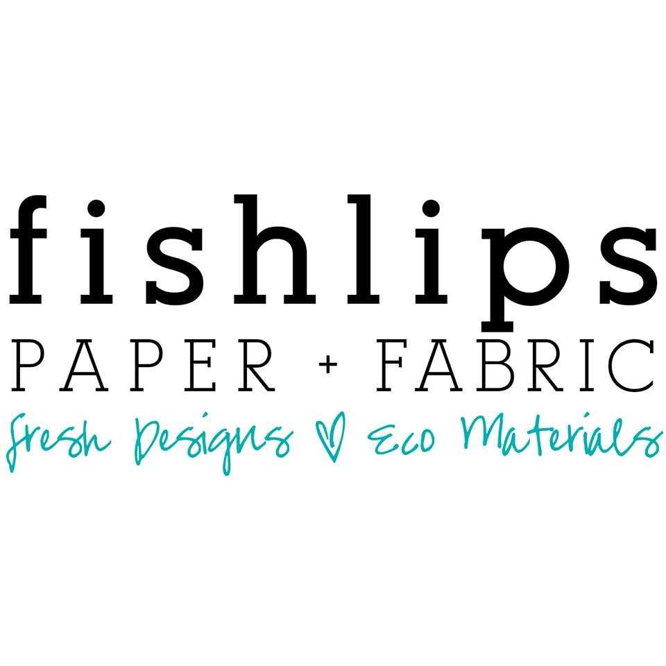 Fishlips Paper + Fabric