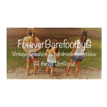 Forever Barefoot by G
