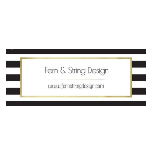Fern & String Design