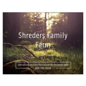 SHREDERS FAMILY FARM