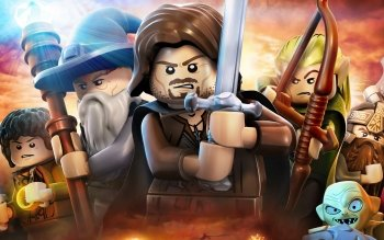 Legos: Lord of the Rings