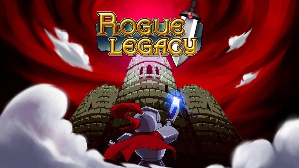 Rogue Legacy (PS4)