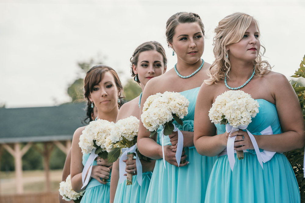 Bridal bouquets, courtesy of Megan Feldman