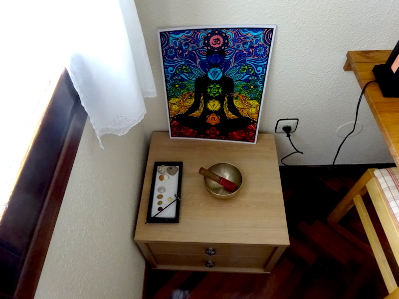 man cave altar