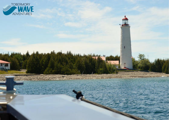 Charter the Nor'Light -Discover Fathom Five National Marine Park your way! -