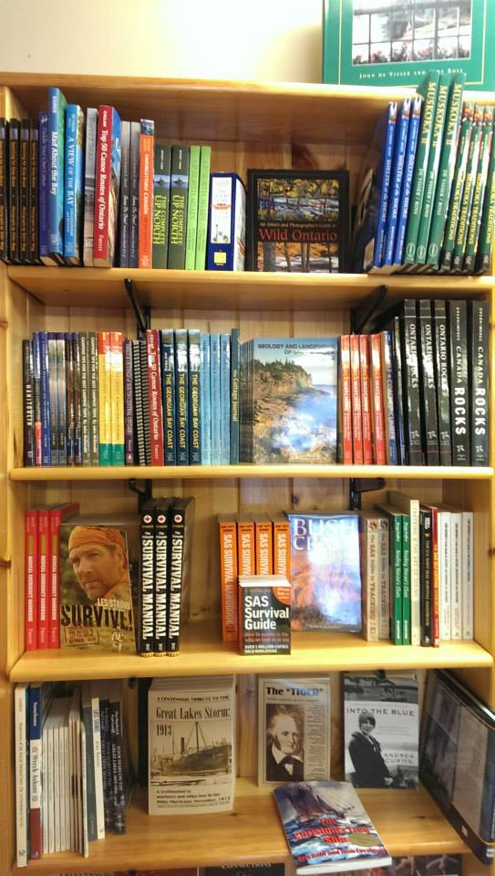READERS HAVEN BOOKSTORE - TOBERMORY