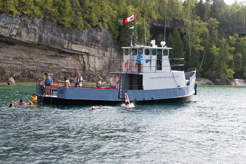 Nor'Light Tobermory Wave Adventures Swim Tour.jpg