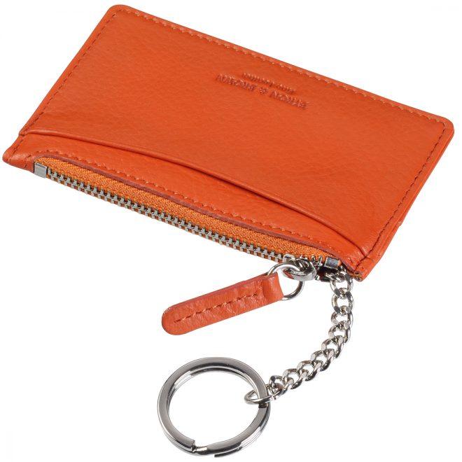 Italian leather cards orange.jpg