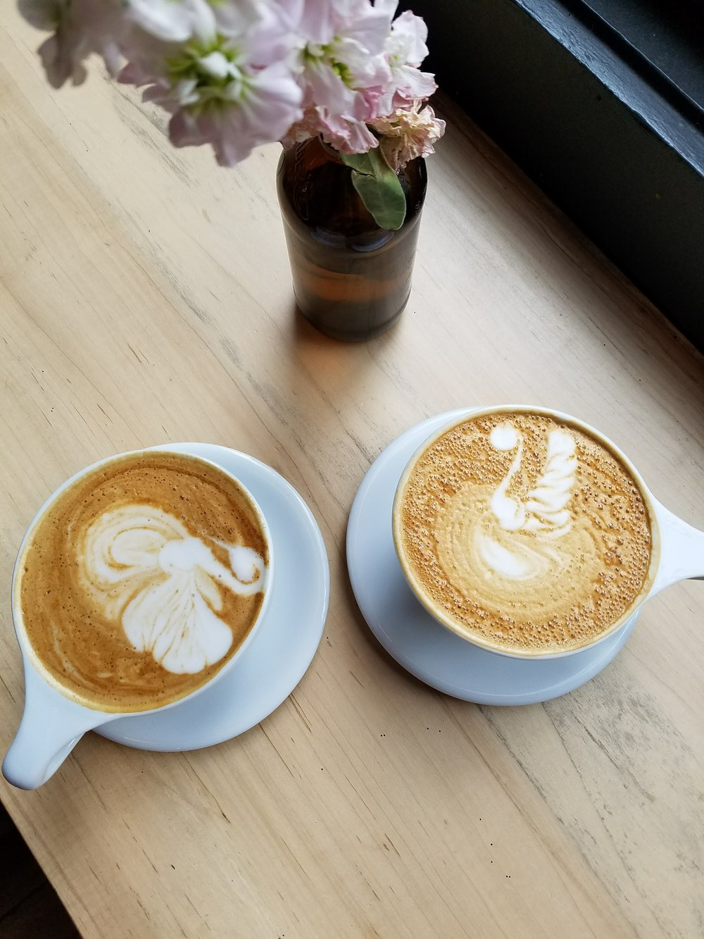 Quay Coffee.