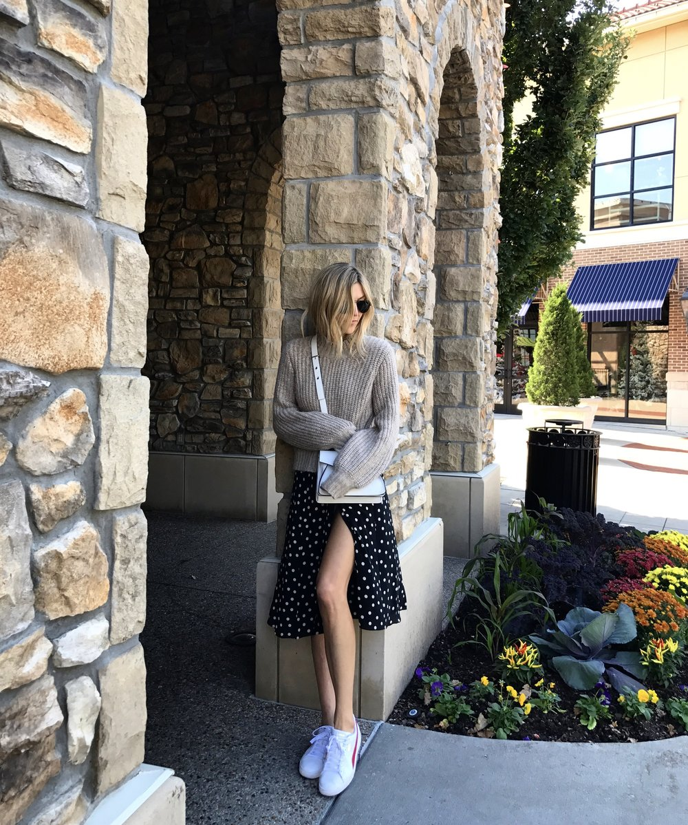 Instagram's Steps of Style in Briarcliff. All photos by Amy Appleton Dreyer