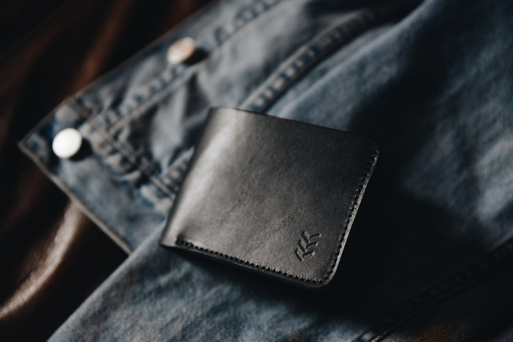 Sandlot wallet. Photo by Anna Petrow