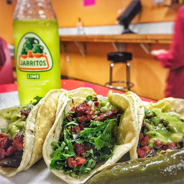 James Tacos on Wheels. Photo by @kansascityfoodiefinds