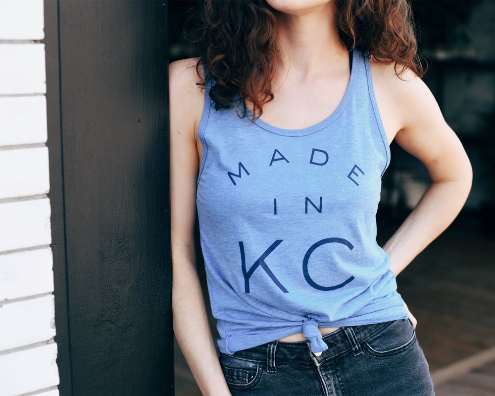 Sandlot Made in KC Tank