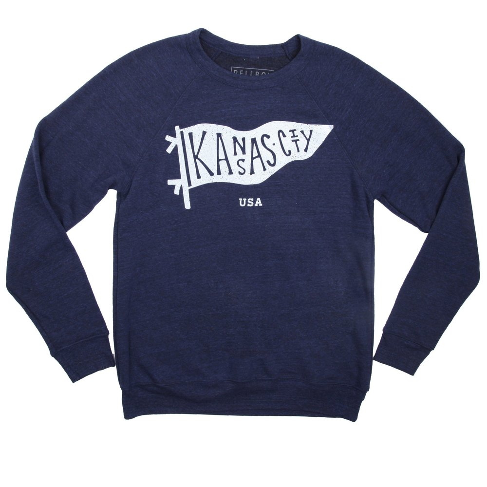Bellboy Pennant Sweatshirt