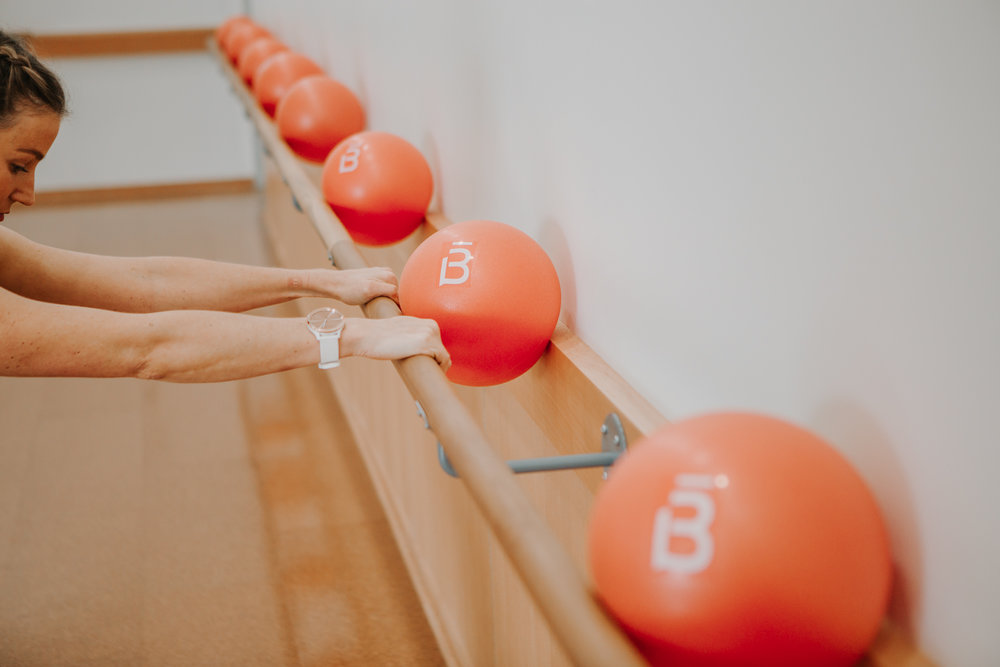 Barre 3 in Brookside. Photo by Ruthie Stark
